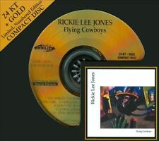 Flying Cowboys by Rickie Lee Jones (CD, Aug-2010, Audio Fidelity) Numbered