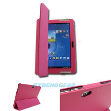 "NEW CASE COVER STAND PU LEATHER ROSE SAMSUNG GALAXY NOTE 10.1"" N8000 N8010 N8020"