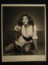 Barbara Carrera VINTAGE Oversize 11x14 PHOTO By Harry Langdon OS104