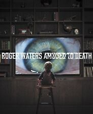Amused to Death by Roger Waters (CD, Dec-2015)