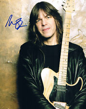 "Mike Stern 1953- genuine autograph 8""x10"" photo IN PERSON signed jazz guitarist"