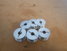 6x Bobbins to Suit Industrial PFAFF 480 Machine