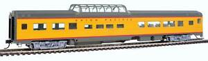 Walthers HO Scale 85' Budd Dome Coach Union Pacific/UP (Armour Yellow/Gray/Red)