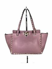Valentino Garavani Bag Rockstud Leather Tote