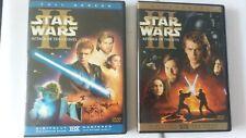 Star Wars Episode II Attack of the Clones & Episode III Revenge of the Sith, DVD