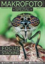 Makrofotografie Zeitschrift - MAKROFOTO Sonderausgabe 1 - Focus Stacking