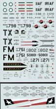HI Decal 1/72 McDonnell F-4D Phantom # 72055