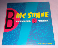 "12""  MC Shane ‎– Bumsibum  ,MINT-,cleaned,Dance Pool  DAN 657971 6 Germany"