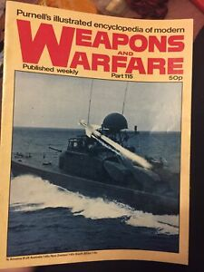 Weapons And Warfare Magazine. Weekly. Part 115. Purnells
