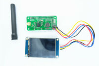 "MMDVM Hotspot w/ Antenna P25 DMR YSF + 2.4"" Nextion LCD Display for Raspberry pi"