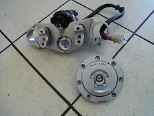 Wb1. honda cbf 600 pc38 ABS Erikki tanque schloßsatz Lock Set Key