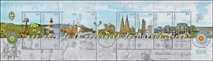 ARGENTINA-2021-STAMPS-BICENTENNIAL OF THE PROV. OF BUENOS AIRES-MNH-