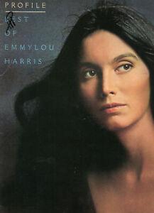 """Emmylou Harris """"Profile- Best Of"""" 33 t 30 cm WEA 1978"""