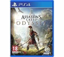 PS4 Assassin's Creed Odyssey - Currys
