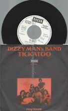 "7""   Dizzy Man's Band – Tickatoo  // PROMO"
