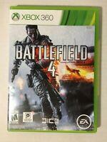 Battlefield 4 (2 Disc Set) Microsoft Xbox 360, 2013
