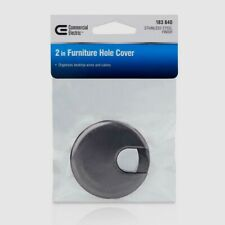 commercial electric 2 in. Furniture Hole Cover