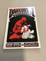 Daredevil Visionaries Paperback Tpb Marvel Comics 2001 3rd Printing