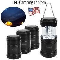 Livabit Ultra Bright Portable LED Collapsible Camping Lantern Light Tent Lamp