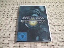 Metroid Prime Trilogy (Sammleredition) für Nintendo Wii und Wii U *OVP*