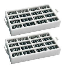 2x HEPA-Filtre Pour Whirlpool f090541 20 bil4a+ 856499396000 art963/Bon état/NF