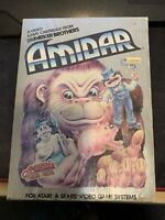 AMIDAR ATARI & Sears Video Game 2600 Complete with box and manual
