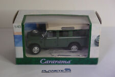 CARARAMA LAND ROVER SERIE III 109 LONG 1/43