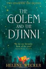 The Golem and the Djinni-ExLibrary