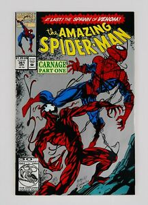 Amazing Spider-Man #361 Second Printing First Carnage Appearance 2nd Print ASM