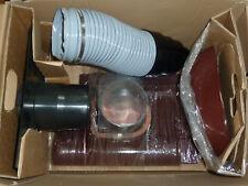 Koramic - Dunstrohrsystem - 125mm - Edelmaron,Edelkastanie Wienerberger - Neu