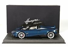 BBR Pagani Huayra Roadster 87th Geneve Auto Show 2017 Blue Carbon 1:18*New Item!