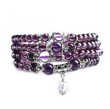 6mm Buddhist 108 Prayer Beads Mala Bracelet Necklace