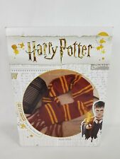 Harry Potter Knit Your Own Scarf Kit - GRYFFINDOR New in Open Box *Damaged box*