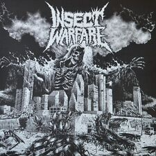 "Insect Warfare ""World Extermination"" CD - NEW!"