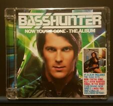 BASSHUNTER-NOW YOURE GONE THE ALBUM Buy 3 CD's get cheapest free