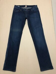 Hugo Boss Orange Jeans Womens ~ Size 29 / 34 ~ Great Cond Denim Pants Straight