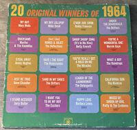 20 Original Winners of 1964 Vinyl LP Various Artists