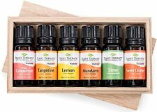 Plant Therapy FRUITS- 6 Essential Oil Sampler Set. Includes 100% Pure, Undiluted