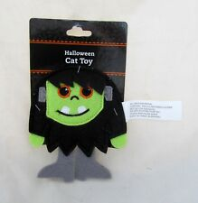 Halloween Dog Cat Toy Party Gift Decor Pet PLUSH FRANKENSTEIN Monster Figure