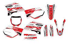 Yamaha YZ125-250 2002 to 2014 graphic kit decals stickers mxgraphics pegatinas