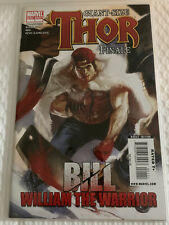 giant-size Thor finale marvel Comics one shot #1