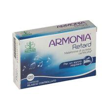 ARMONIA RETARD 120 CPR INTEGRATORE ALIMENTARE PER ADDORMENTAMENTO SONNO STRESS