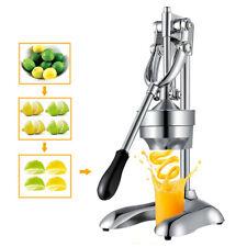 Saftpresse manuell Zitronenpresse, Orangen-Limettenpresse Squeezer Profi Juicer