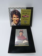 CHAMPIONS OF RACING COLLECTOR SERIES 6 ROB MOROSO LEGENDS CARD SET IN BOX