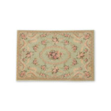 """1:48 Scale Dollhouse Area Rug 0000534 - approximately 2-1/8"""" x 3-1/4"""""""