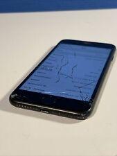 Apple iPhone 7 - 32GB - Schwarz (Ohne Simlock) A1778 (GSM) MIT BRUCH B882