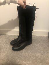 Ron White Knee High Ladies Boots