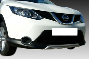 For NISSAN QASHQAI J11 2013-2017 FRONT DIFFUSER FRONT SPOILER ABS PLASTIC