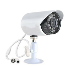 700TVL IR Day Night Security Surveillance CCTV Camera Mini Indoor Outdoor Metal