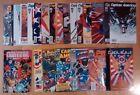 Lote cómics CAPITÁN AMÉRICA ediciones Forum (30 números) incluye edición USA 11S